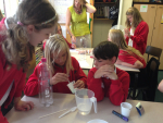 Ditton school visit